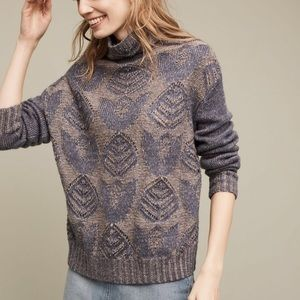Folk Hansel from Basel Anthro  foliage  sweater s